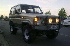 Toyota 70 с ресори 1984-1988 v ironman 4x4