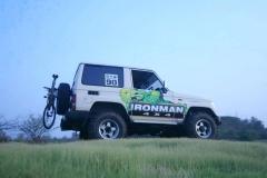 Toyota 70 LJ 1990-1996 v ironman 4x4