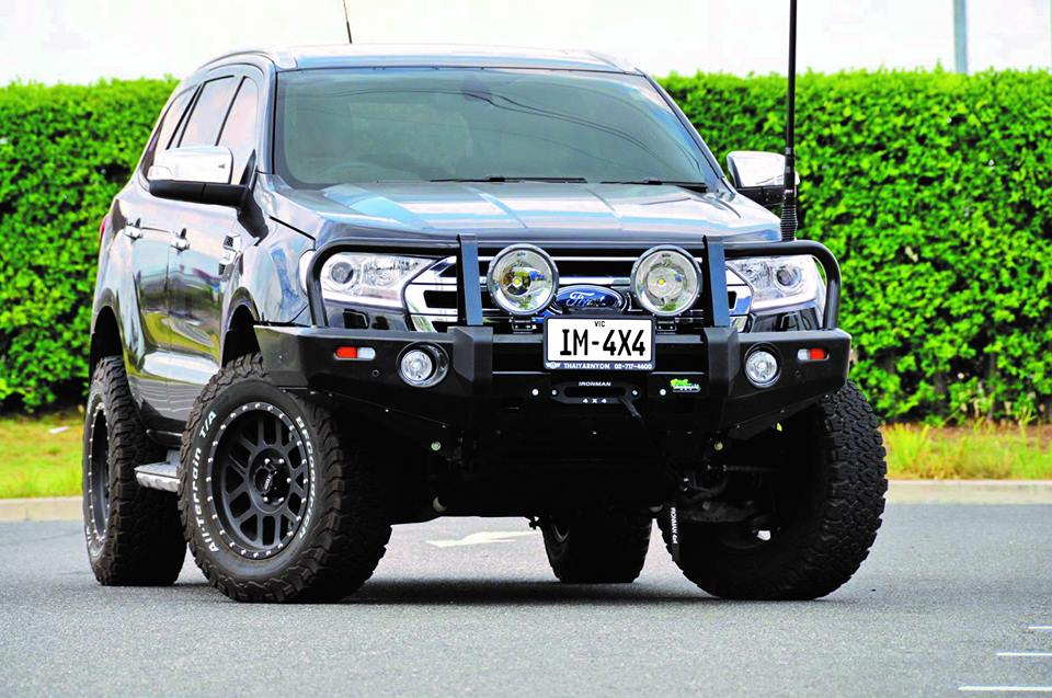 Ford v ironman 4x4