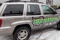 Grand Cherokee V8 v ironman 4x4