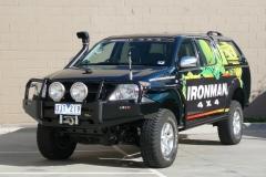 Hilux 2005-2011 v ironman 4x4