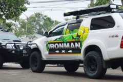 Hilux 2011 -2015 v ironman 4x4