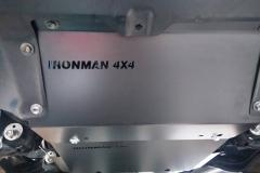 Hilux 2016 Revo v ironman 4x4