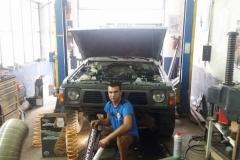 Nissan Patrol Y60 v ironman 4x4
