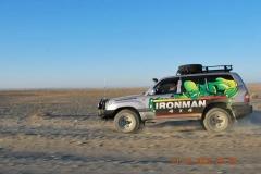 Toyota 100 v ironman 4x4