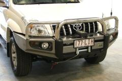 Toyota 120 v ironman 4x4