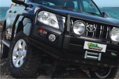 Toyota 150 v ironman 4x4