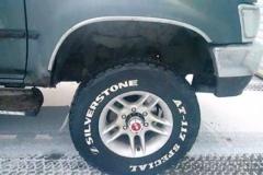 Toyota 4Runner + 2 инча IRONMAN 4X4