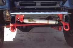 Toyota 70 Bundera 1984-1989 v ironman 4x4