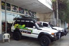 Toyota 80 HDJ v ironman 4x4