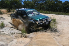 Hilux 1995-2005 v ironman 4x4