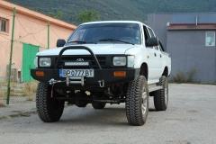 Toyota v ironman 4x4